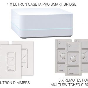 Lutron Lighting Starter Kit